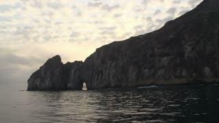Coast and rocks at San Cristobal, Galapagos Islands, Ecuador
