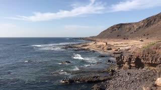 Confital at La Isleta in Las Palmas Gran Canaria