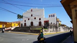 Convento San Francisco in Granada Nicaragua
