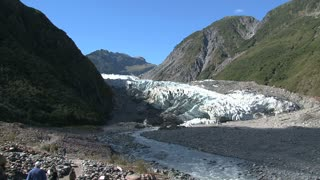 Fox glaciers Southern island, New Zealand