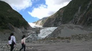 Franz Jozef Glacier Southern island, New Zealand