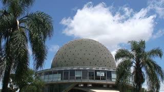 Galileo Galilei planetarium, Buenos Aires, Argentina