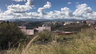 Las Palmas old town in Gran Canaria
