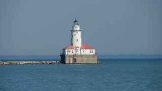 Light house at the Chicago Navy Pier