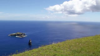 motu Iti and Motu NuiEaster Island, Rapa Nui