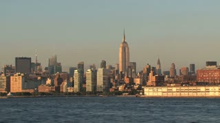 New York Skyline in 2010