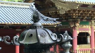 Nikko Futarasan Honden pan zoomout, Nikk_ Futarasan Shrine, Japan