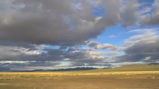 Nomads Landscape Timelapse