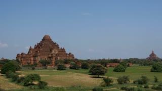 Pan from the Dhammayan Gyi Temple in Bagan, Myanmar, Burma