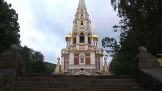 Russian Church Shipka Bulgaria