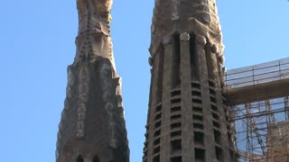 Sagrada familia,Barcelona,Spain