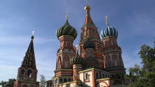 Saint Basil's Cathedral zoom in