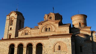 Saint Pantelejmon in Ohrid Macedonia