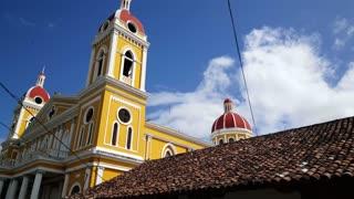 Slide from La Cat̩dral de Granada in Nicaragua
