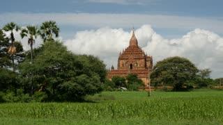 Sulamani Temple in Bagan, Myanmar, Burma