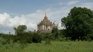 That Byin Nyu Temple in Bagan, Myanmar, Burma
