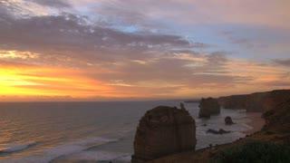 The Twelve Apostles in Australia