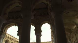 Thirumalai Naicker Palace in Madurai India