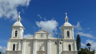 Time lapse from Catedral de Esteli in Nicaragua