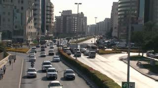 Traffic, Dubai