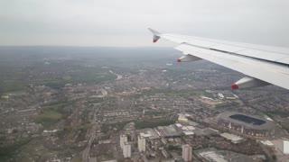 Landing in Johannesburg South Africa