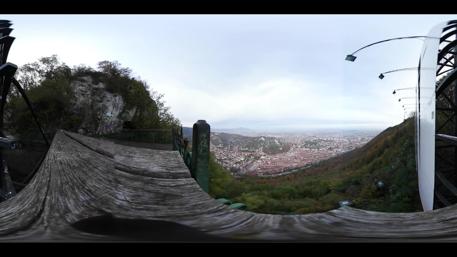 Virtual Reality 360 mount tampa in Brasov Romania