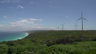 Wind farm at Albany, Western Australia