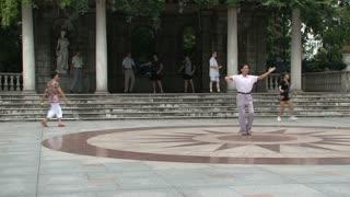 Zhongshan park, Shanghai