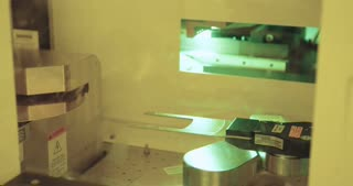 Silicon wafer inspection