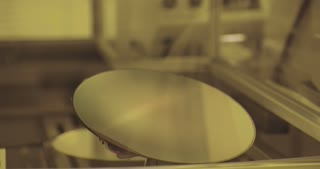 Silicon wafer quality testing