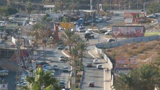 Israel, Circa 2011 - Large Arab village