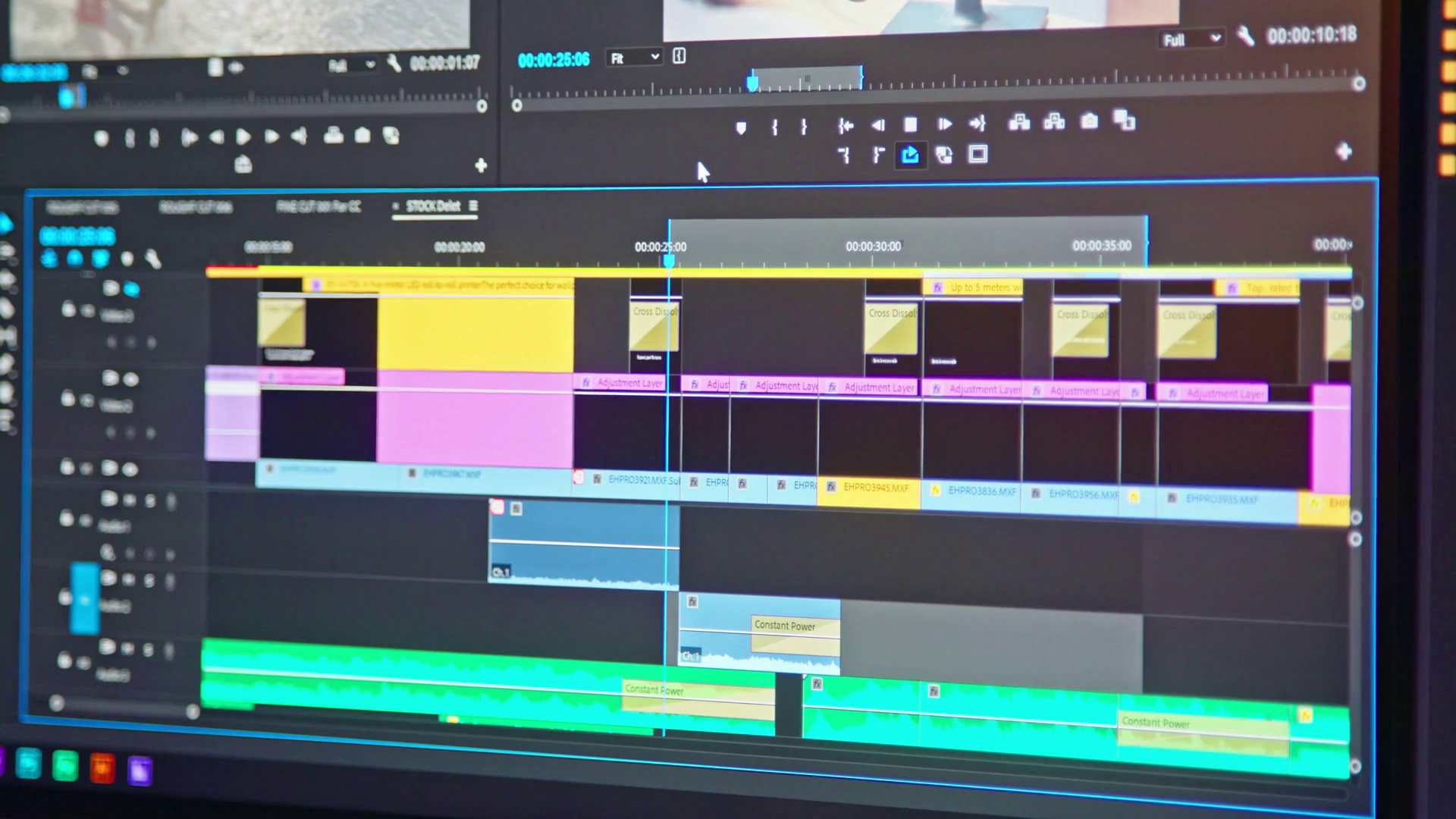 Make video clip software
