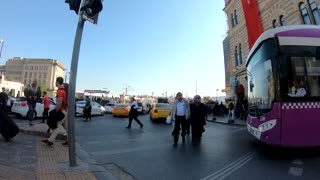 Intersection Istanbul TimeLaps