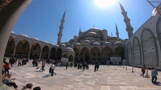 Istanbul Landscape, Mosque