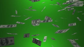 Certified Public Accountant Cpa Words Money 3 D Animation