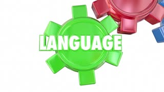 Culture Language Heritage Beliefs Values Word Gears
