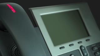 Earnings Call Financial Results Telephone 3 D Animation