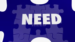 Fill the Need Puzzle Piece Hole Solve Customer Problem
