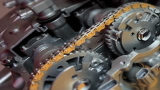 Fine Tuning Engine Performance Engineering Words 3d Animation
