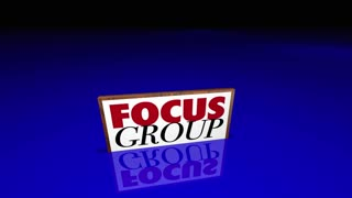 Focus Group Customer Survey Discussion Meeting People 3d Animation