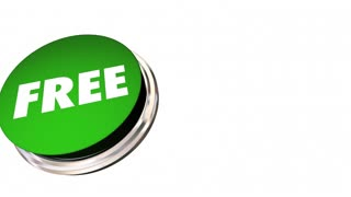 Free Bonus Complimentary Gift Round Button 3d Animation