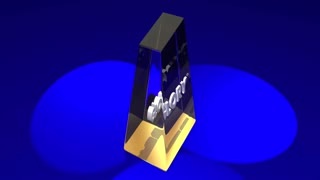 Glory Award Recognition Appreciation Attention 3 D Animation