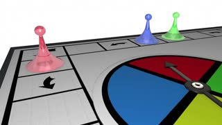 Its Your Move Advance Play Compete Board Game Words