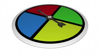 Long Shot Board Game Spinner Odds Chance Unlikely