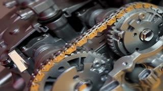 Mechanics Automotive Technician Job Engine 3d Animation