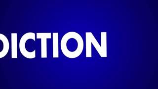 Prediction Words Future Look Ahead Forecast 3 D Animation