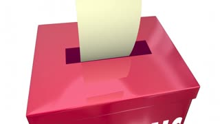 Proposals Box Submit Business Plan Offer Sales Bid Animation 4K