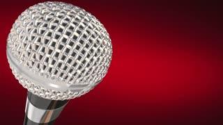Public Relations Pr Microphone Commuincation 3 D Animation