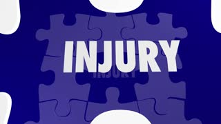 Recovery Injury Puzzle Pieces Health Care Rehabilitation