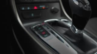 Rideshare Carpool Gear Shift Vehicle Car 3 D Animation